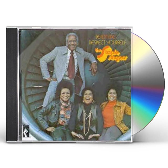 The Staple Singers BE ALTITUDE : RESPECT YOURSELF CD