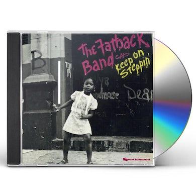 Fatback Band KEEP ON STEPPIN CD