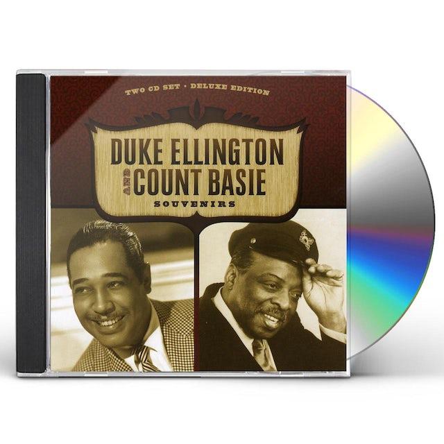 Duke Ellington / Count Basie SOUVENIRS CD