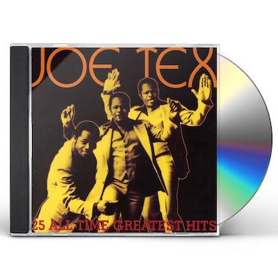 joe tex 25 all-time greatest hits
