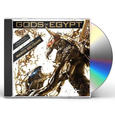 Marco Beltrami GODS OF EGYPT (SCORE) / Original Soundtrack CD