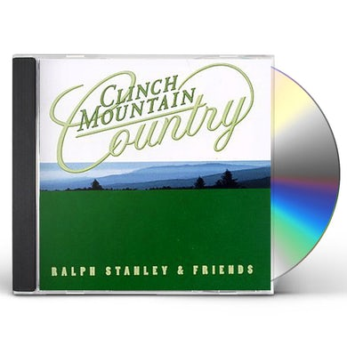 Ralph Stanley CLINCH MOUNTAIN COUNTRY CD