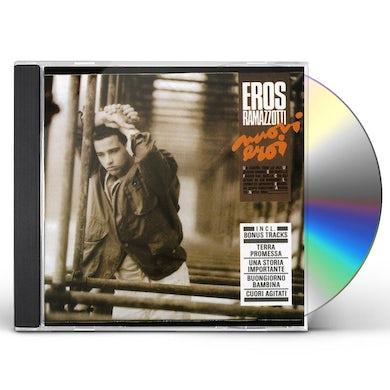 Eros Ramazzotti NUOVI EROI CD