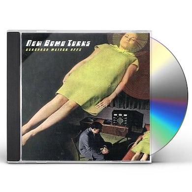 New Bomb Turks BERUHREN MEINER AFFE CD
