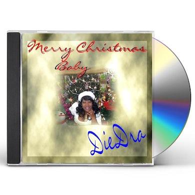 Diedra MERRY CHRISTMAS BABY CD