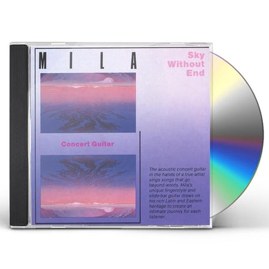 Mila SKY WITHOUT END CD