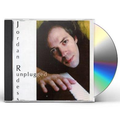 Jordan Rudess UNPLUGGED CD