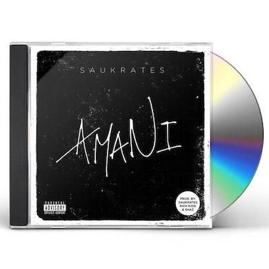 Saukrates AMANI CD