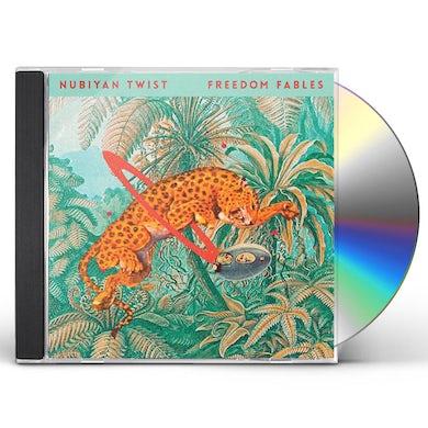 Nubiyan Twist Freedom Fables CD