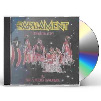 Parliament FUNKENTELECHY VS THE PLACEBO SYNDROME CD