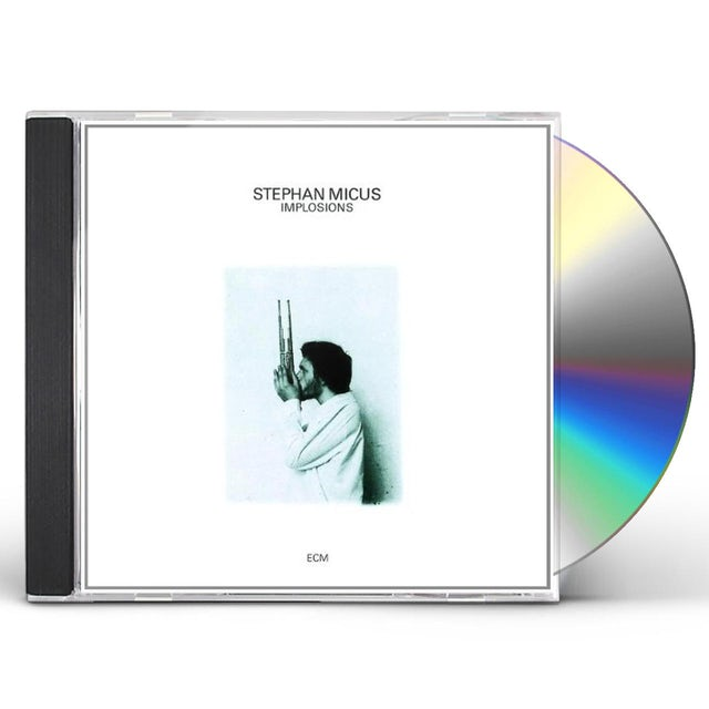 Stephan Micus IMPLOSIONS CD