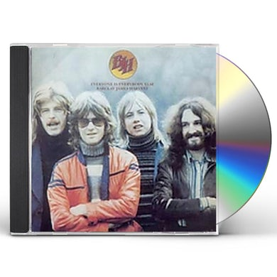 Barclay James Harvest EVERYONE IS EVERYBODY ELSE CD