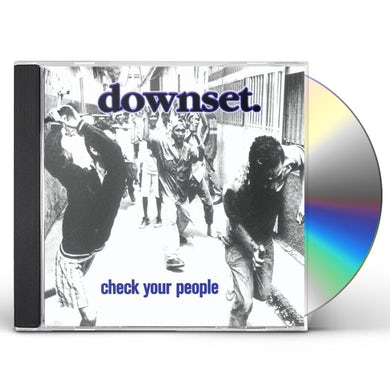 Downset CHECK YOUR PEOPLE (MOD) CD