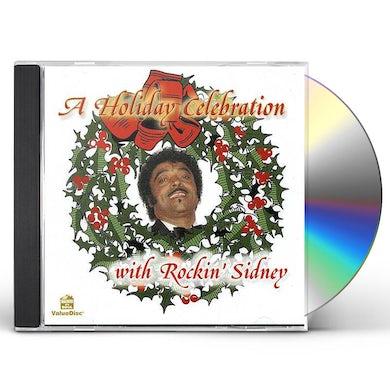 Rockin Sidney HOLIDAY CELEBRATION CD