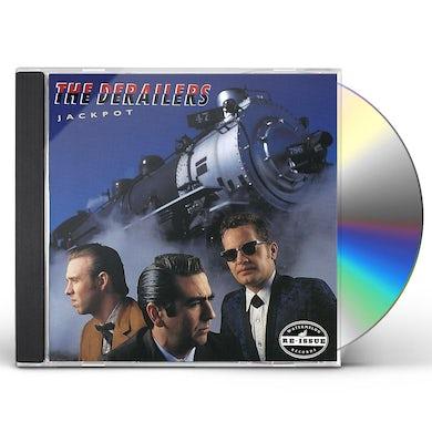 Derailers JACKPOT CD