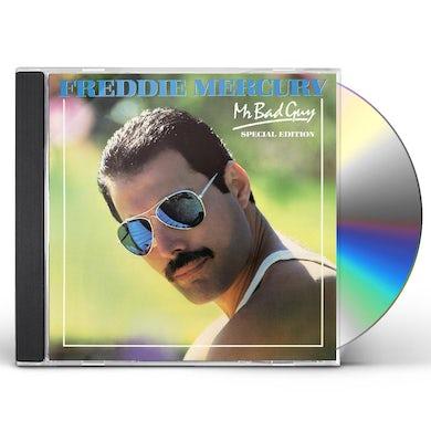 Freddie Mercury Mr. Bad Guy CD