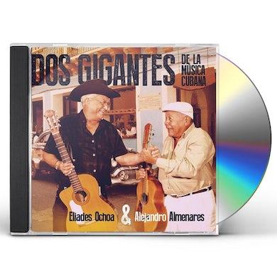 Eliades Ochoa Dos Gigantes De La Musica Cubana CD
