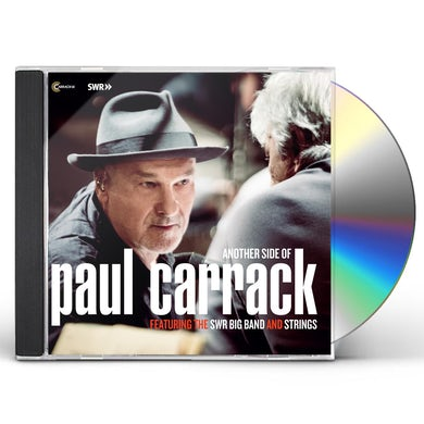 Another Side Of Paul Carrack With The Swr Big Band And Strings CD