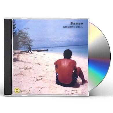 Savvy AMBIENT CD