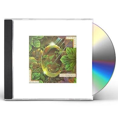 Spyro Gyra CATCHING THE SUN CD
