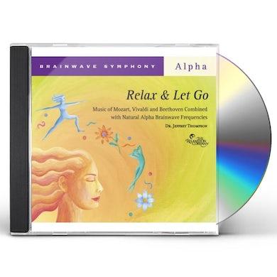 Jeffrey Thompson BRAINWAVE SYMPHONY: RELAX & LET GO CD