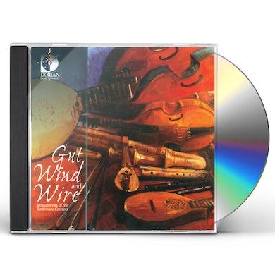 GUT WIND & WIRE CD