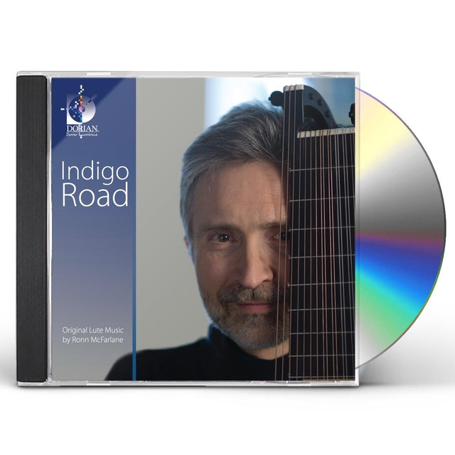INDIGO ROAD: ORIGINAL LUTE MUSIC BY RONN MCFARLANE CD
