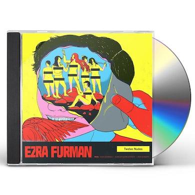 Ezra Furman Twelve Nudes CD
