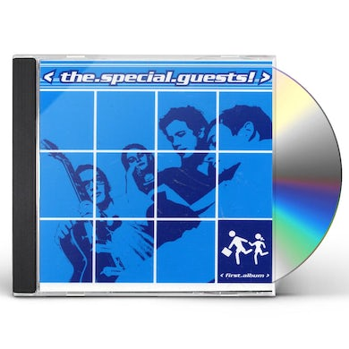 Special Guests FIRST ALBUM CD