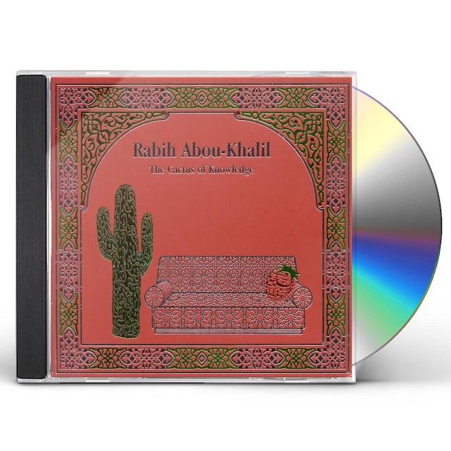 Rabih Abou-Khalil CACTUS OF KNOWLEDGE CD