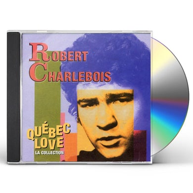 Robert Charlebois QUEBEC LOVE CD
