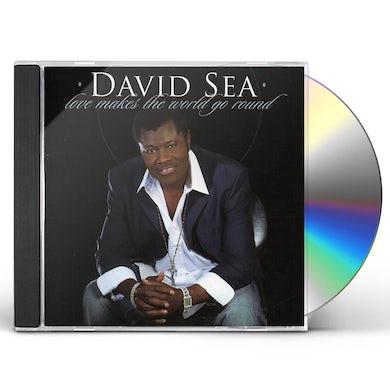 David Sea LOVE MAKES THE WORLD GO ROUND CD