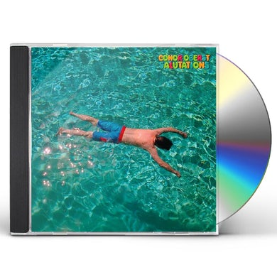Conor Oberst SALUTATIONS CD
