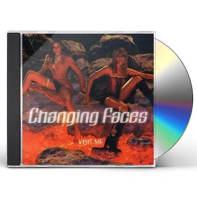 changing faces VISIT ME CD