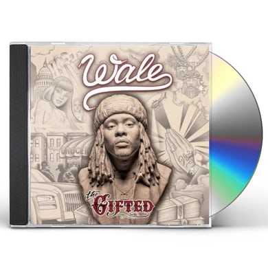 Wale GIFTED CD