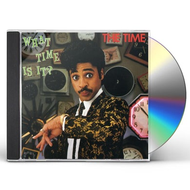 WHAT TIME IS IT CD