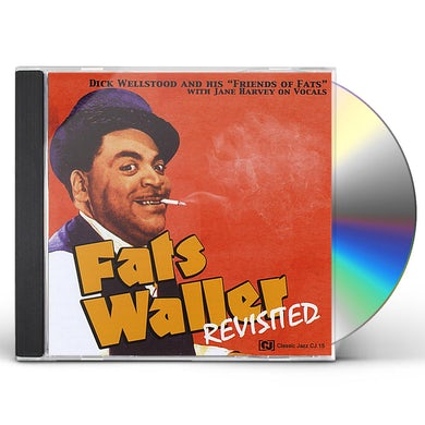 Dick Wellstood FATS WALLER REVISITED CD