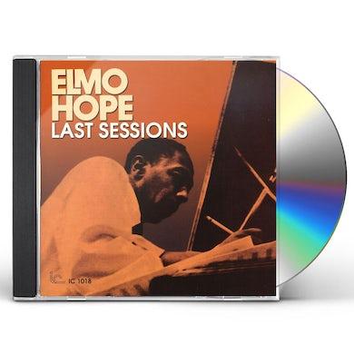 Elmo Hope LAST SESSIONS 1 CD