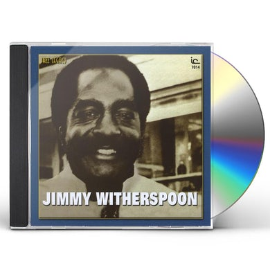 Jimmy Witherspoon OLYMPIA CONCERT CD