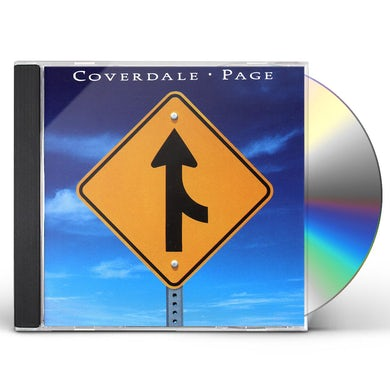 Coverdale Page CD