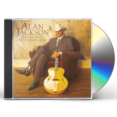 Alan Jackson GREATEST HITS COLLECTION CD