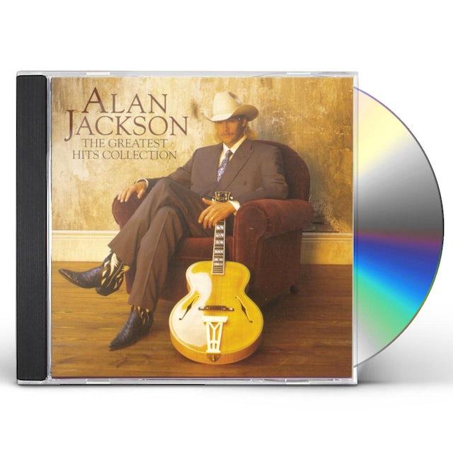 Alan Jackson GREATEST HITS COLLECTION CD