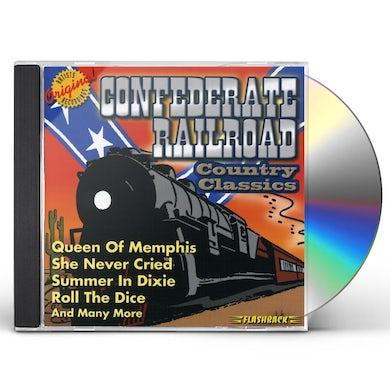 Confederate Railroad COUNTRY CLASSICS CD