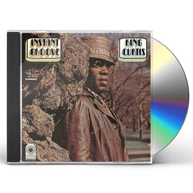 King Curtis INSTANT GROOVE CD