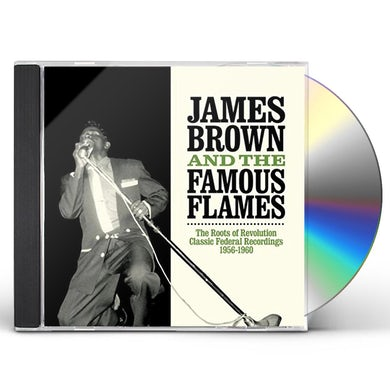 James Brown & The Fabulous Flames ROOTS OF REVOLUTION CD
