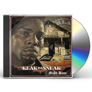 Keak Da Sneak MOBB BOSS CD