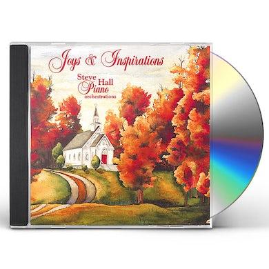 Steve Hall JOYS & INSPIRATIONS CD