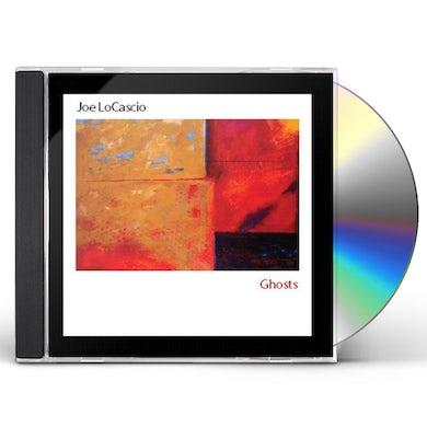 Joe LoCascio GHOSTS CD