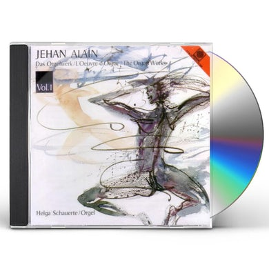 Alain ORGAN WORKS 1 CD