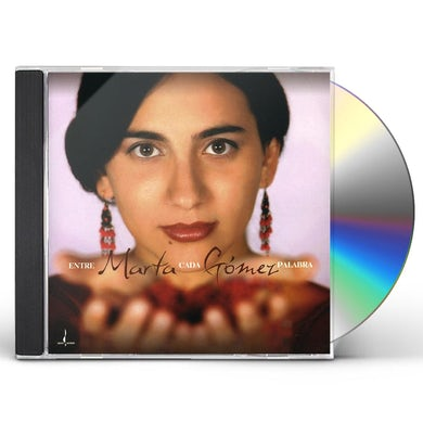 Marta Gomez ENTRE CADA PALABRA CD
